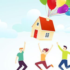 Duh, 81 Juta Generasi Milenial Masih Belum Punya Rumah