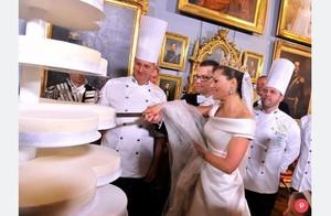 Intip 11 <i>Royal Wedding Cake</i> yang Paling Terkenal di Dunia