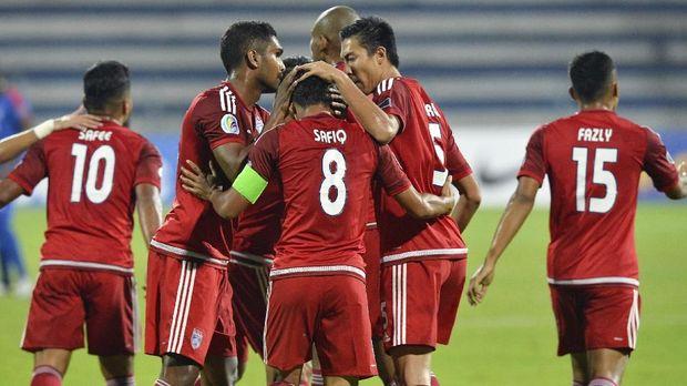 Johor Darul Ta'zim saat tampil di Piala AFC 2016. Harimau Selatan siap tampil total lawan Persija. (