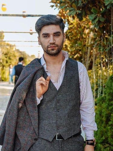 Mr. Ebil, Komunitas Pria-pria Tampan Brewokan dari Irak