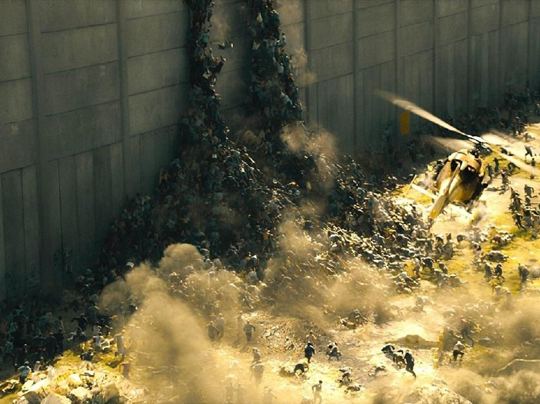 7 Fakta World War Z, Film Zombie yang Dibintangi Brad Pitt Foto: World War Z (imdb)
