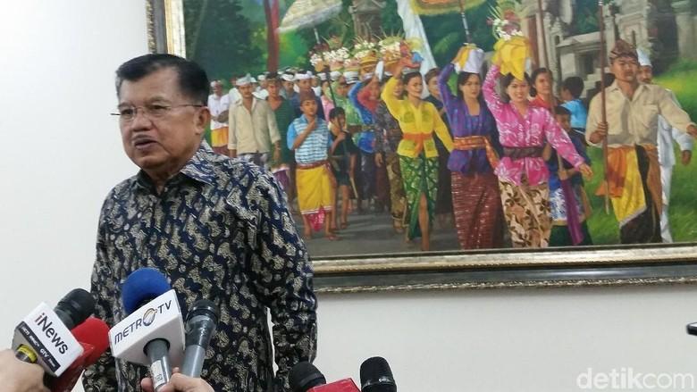 Pasal Penghinaan Presiden Masuk RKUHP, JK Bandingkan dengan Thailand