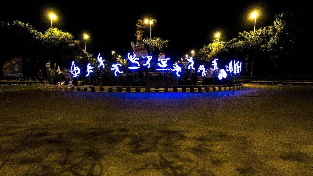Kapolri: Kok, Demam Asian Games di Jakarta Kalah dari Palembang?