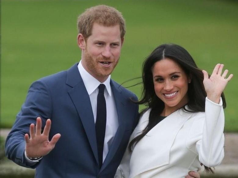 Pangeran Harry dan Meghan Markle. Foto: Dok. Getty Images