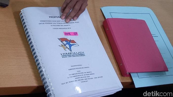 Proposal Himpunan Pendidik dan Tenaga Kependidikan Usia Dini (Himpaudi) -  PAUD