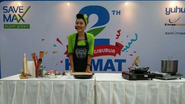 Rencana Chef Aiko yang Ingin Punya Usaha Katering Sendiri
