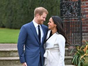 Pangeran Harry-Meghan akan Menikah di Kastil Windsor pada Mei 2018