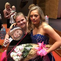 Ini Mikayla, Wanita Down Syndrome Pertama yang Ikut Kontes Kecantikan di AS