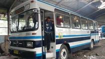 Damri Aktifkan Kembali Bus Klasik Era Anak Zaman Old di Bandung