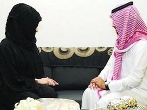Viral, Kisah Pasangan Arab yang Nikah di Penjara dengan Mahar Rp 144 Juta