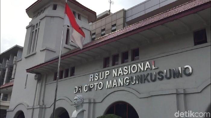 Salah satu RS rujukan nasional, RSUP Dr Cipto Mangunkusumo (Foto: Dwi Andayani-detikcom)