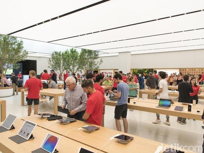 Apple Store Melbourne