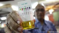 Kapolres Empat Lawang Positif Pakai Narkoba
