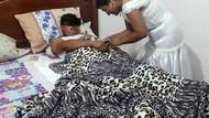 Totalitas, Perawat Ini Rela Tinggalkan Pernikahannya Demi Tolong Pasien