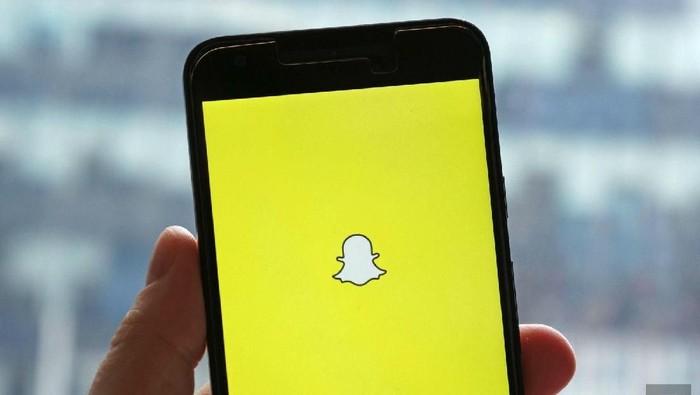 Snapchat. Foto: Istimewa