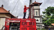 Telkomsel Jaga Jaringan di Kawasan Banjir Sulawesi & Kalimantan