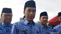 Jokowi Ingatkan Korpri Perbaiki Diri dan Jaga Netral