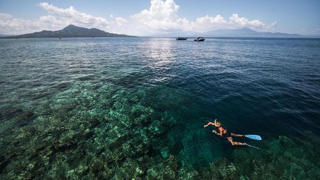 Turis Eropa Doyan Tinggal di Manado
