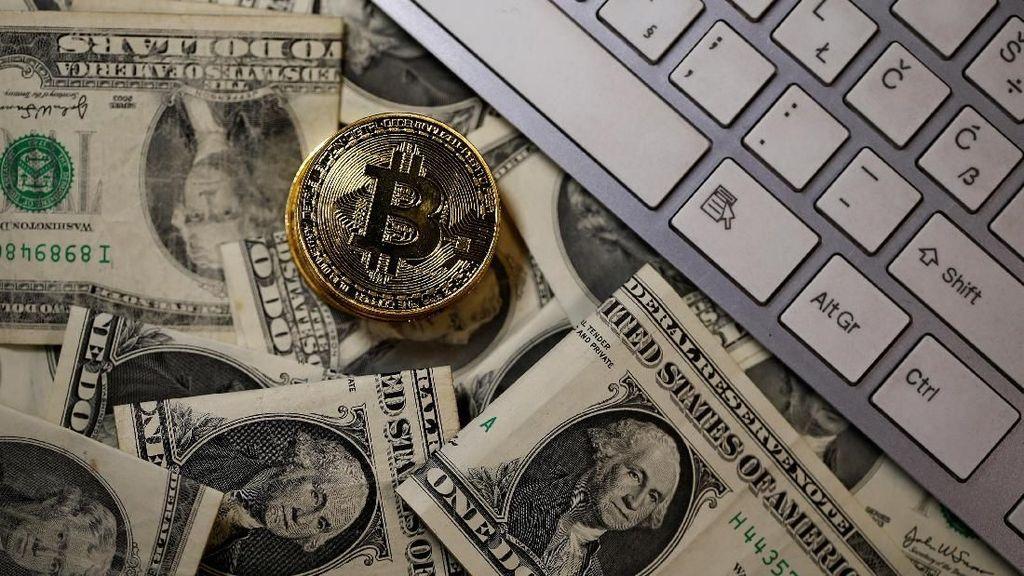 Hari Pertama Jadi Alat Pembayaran El Salvador, Bitcoin Malah Anjlok 10%