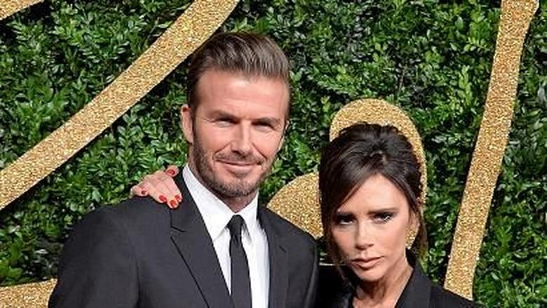 Foto: David Beckham dan Victoria Beckham (Getty Images)
