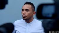 Fakhrul Razi saat ditemui di studio Trans TV, Kapten Tendean, Jakarta Selatan pada Selasa (28/11). Pool/Noel/detikFoto.