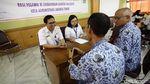 300 ASN di Lingkungan Pemkot Jakarta Timur Tes Urine
