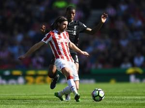 Stoke Mestinya Bukan Hambatan bagi Liverpool