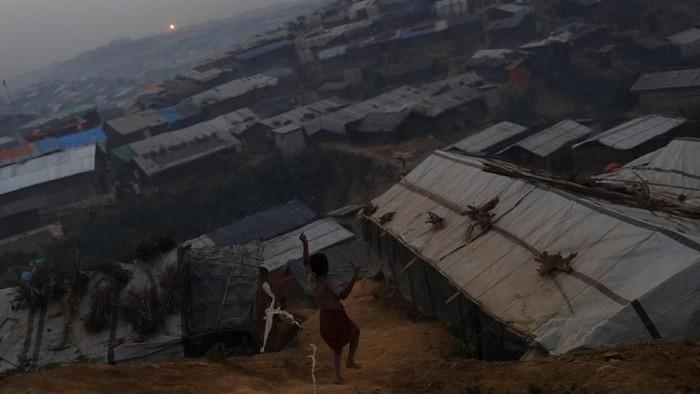 para pengungsi Rohingya di Bangladesh (Foto: REUTERS/Susana Vera)