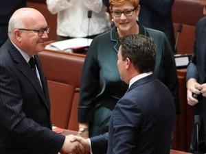 Senat Australia Loloskan RUU Pernikahan Sesama Jenis