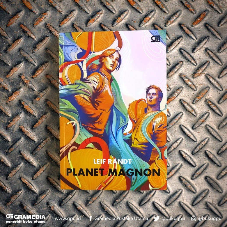 Novel Masterpiece Leif Randt Planet Magnon Rilis di Indonesia