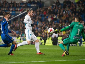 Diimbangi Tim Divisi Tiga, Madrid Tetap Lolos ke 16 Besar