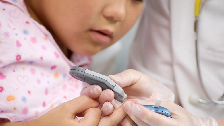 Anakku Kena Diabetes Tipe 1, Bisakah Dia Punya Keturunan?/ Foto: Thinkstock