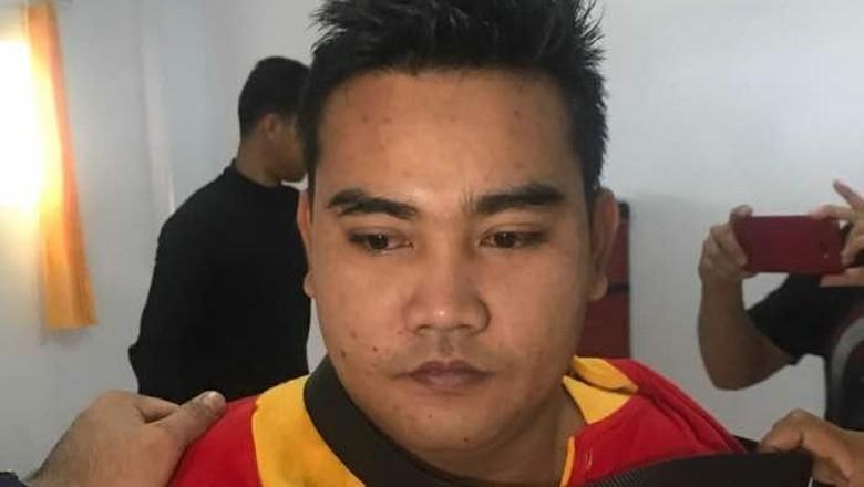 Jual Senpi ke dr Helmi, Robby Mengaku Anggota Polisi