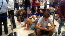 Foto: Penampakan Bandara Ngurah Rai yang Masih Ditutup