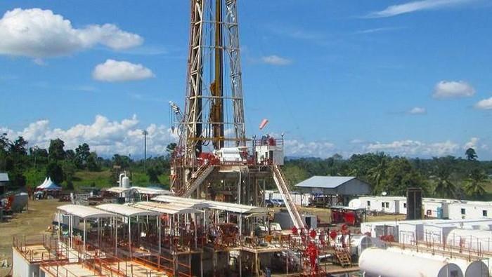 Eksplorasi minyak PT Medco Energi