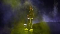 Tak hanya label pakaian, Jay-Z juga mendirikan perusahaan hiburan Roc Nation. Foto: Gustavo Caballero/Getty Images