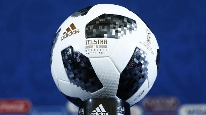 Bola Piala Dunia 2018. Foto: Maxim Shemetov/REUTERS
