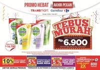 Tebus Murah di Promo Akhir Pekan Panjang Transmart dan Carrefour