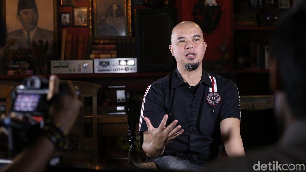 Ahmad Dhani: PAN-PKS Ditawari Rp 3 T Biar Dukung Jokowi