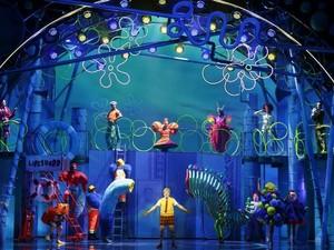 Di Balik Cerita SpongeBob SquarePants Diadaptasi ke Panggung Broadway
