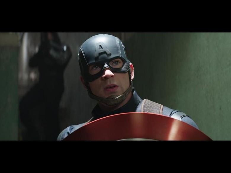 Infinity War Jadi Momen Terungkapnya Kebenaran bagi Captain America