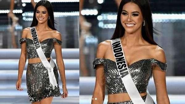 Ungkapan Kesedihan Bunga Jelitha yang Gagal di Miss Universe 2017