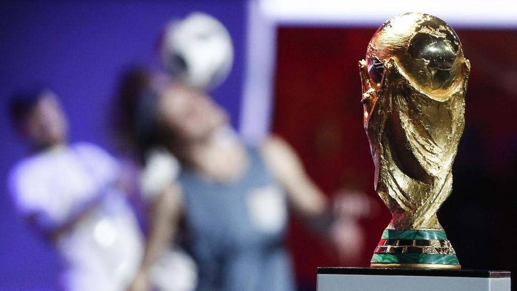 Para Pemain Terbaik Tanpa Titel Piala Dunia, Termasuk Messi + Ronaldo