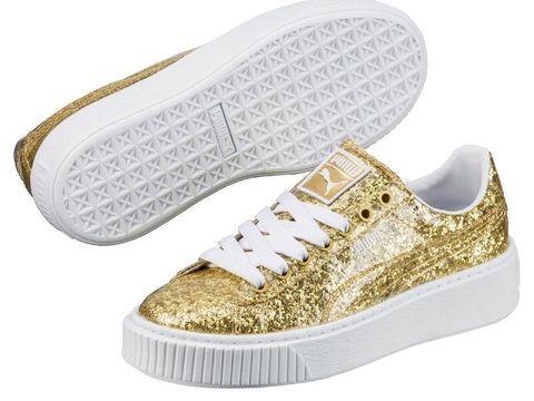 Bling-bling! Puma Rilis Sneakers Bertabur Glitter untuk Liburan