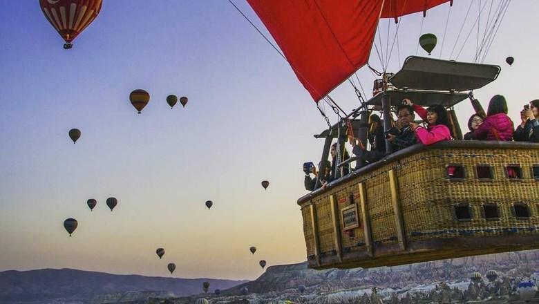 balon cappadocia