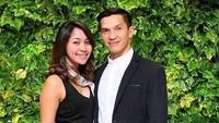 Ia pun mengucapkan terimakasih kepada istrinya yang tengah hamil itu sesaat sebelum melakukan aksi tersebut. (Dok. Instagram/edison_wardhana)