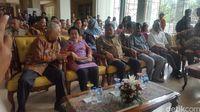 Saat Megawati Sapa 'Gubernur Djarot' di Peluncuran Buku Bung Karno