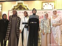 Zaskia Sungkar Hingga Norma Hauri akan Tampil di Dubai Modest Fashion Week