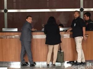 Lho! Ketua MKD DPR Kok Balik Lagi ke KPK?