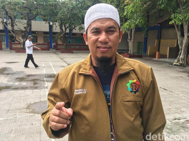 PA 212 Tuding Wiranto Punya Kebencian kepada Habib Rizieq